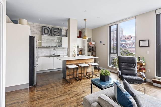 346 Congress Street #611, Boston, MA 02210 (MLS #72811317) :: Kinlin Grover Real Estate