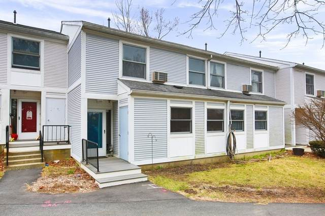 76 Northridge Road #76, Beverly, MA 01915 (MLS #72811323) :: EXIT Realty