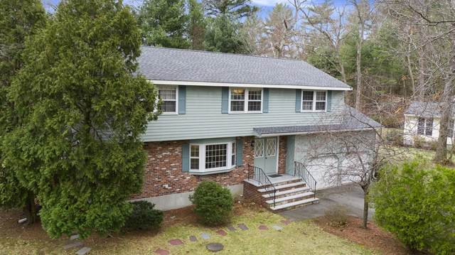 7 Garfield Ln E, Andover, MA 01810 (MLS #72811333) :: The Gillach Group