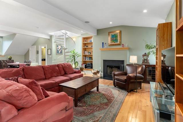 38 West Newton St #3, Boston, MA 02118 (MLS #72811388) :: Charlesgate Realty Group
