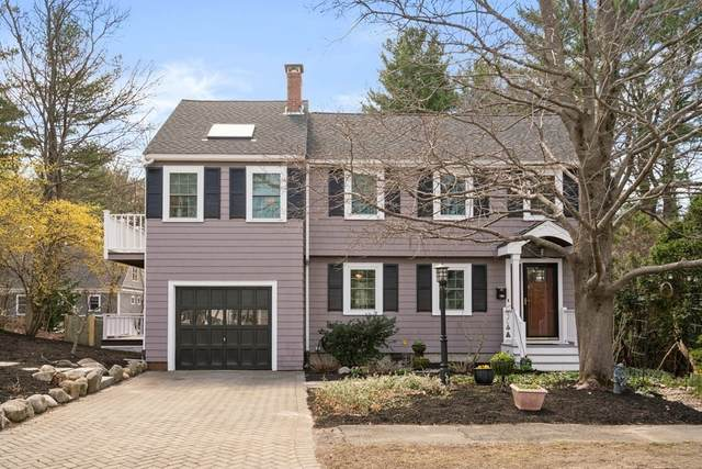 32 Barbara Road, Needham, MA 02492 (MLS #72811437) :: Trust Realty One