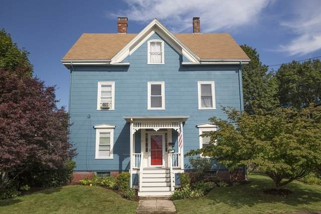 21 Winthrop Ave B, Beverly, MA 01915 (MLS #72811453) :: DNA Realty Group