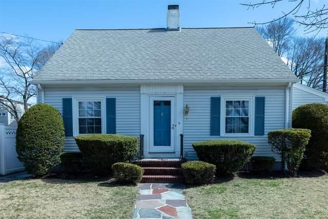 4 Littlejohn St., Arlington, MA 02474 (MLS #72811522) :: Welchman Real Estate Group