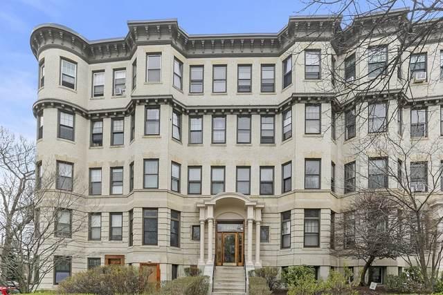 1868 Commonwealth Ave #9, Boston, MA 02135 (MLS #72811595) :: Cameron Prestige