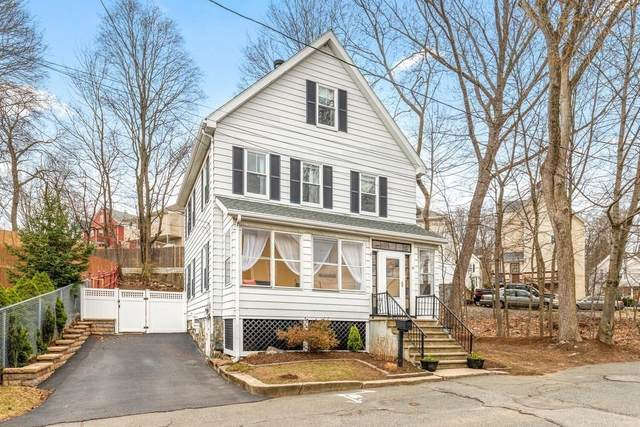 21 Oakland Road, Malden, MA 02148 (MLS #72811616) :: Spectrum Real Estate Consultants
