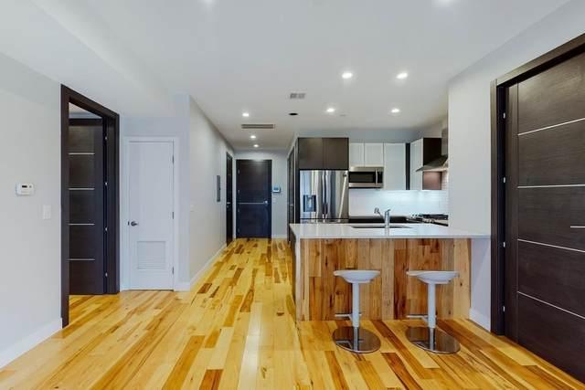 39 Lexington St #2, Boston, MA 02128 (MLS #72811634) :: Welchman Real Estate Group