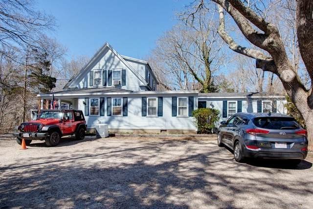 251 Woods Hole Rd, Falmouth, MA 02543 (MLS #72811641) :: Spectrum Real Estate Consultants