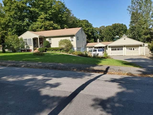 41 Pleasant St, West Brookfield, MA 01585 (MLS #72811706) :: Boylston Realty Group