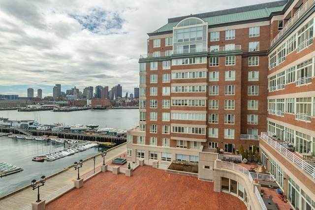 197 Eighth St #608, Boston, MA 02129 (MLS #72811707) :: DNA Realty Group