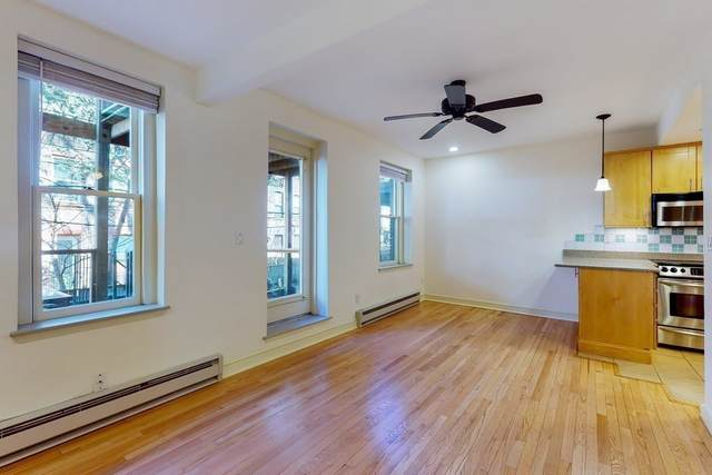 97 Waltham St #2, Boston, MA 02118 (MLS #72811709) :: Charlesgate Realty Group