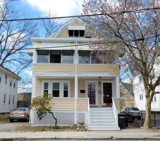 78 Hooker Ave #78, Somerville, MA 02144 (MLS #72811732) :: Spectrum Real Estate Consultants