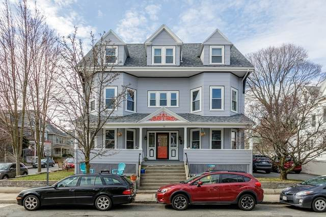 36 Hudson St. #1, Somerville, MA 02143 (MLS #72811752) :: DNA Realty Group