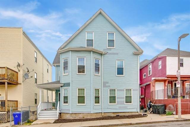 192 Magnolia St, Boston, MA 02121 (MLS #72811787) :: Spectrum Real Estate Consultants