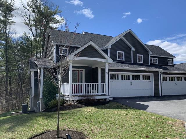 28 Shamrock Way #28, Sterling, MA 01564 (MLS #72811815) :: The Duffy Home Selling Team
