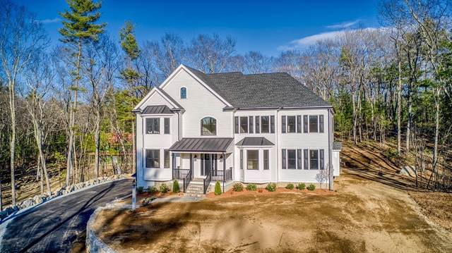 1 Dogwood Lane, North Reading, MA 01864 (MLS #72811816) :: DNA Realty Group