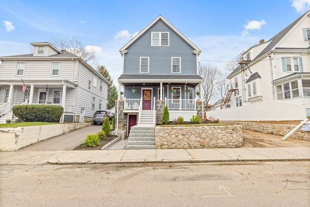 15 Temple St, Boston, MA 02132 (MLS #72811837) :: Trust Realty One