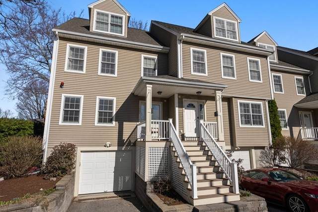 1407 Centre St #1407, Boston, MA 02132 (MLS #72811838) :: Trust Realty One