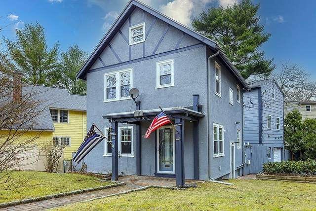 217 Harvard Cir, Newton, MA 02460 (MLS #72811891) :: Team Roso-RE/MAX Vantage