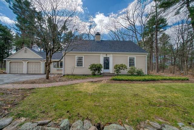 25 Forest Rd A, Millis, MA 02054 (MLS #72811913) :: Trust Realty One