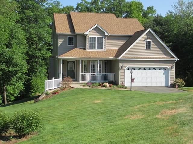 49 Logan Pl, Agawam, MA 01030 (MLS #72811961) :: NRG Real Estate Services, Inc.