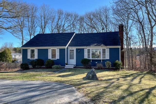 66 Kings Row Drive, Dennis, MA 02641 (MLS #72811972) :: DNA Realty Group