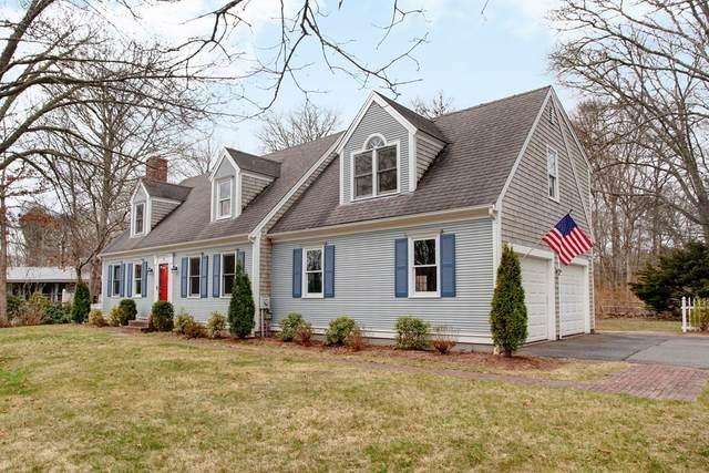 93 Holly Ridge Drive, Sandwich, MA 02563 (MLS #72812021) :: Spectrum Real Estate Consultants
