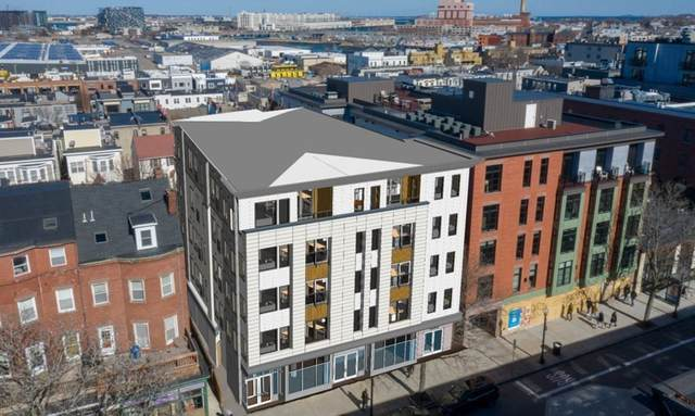 400 West Broadway, Boston, MA 02127 (MLS #72812025) :: Spectrum Real Estate Consultants