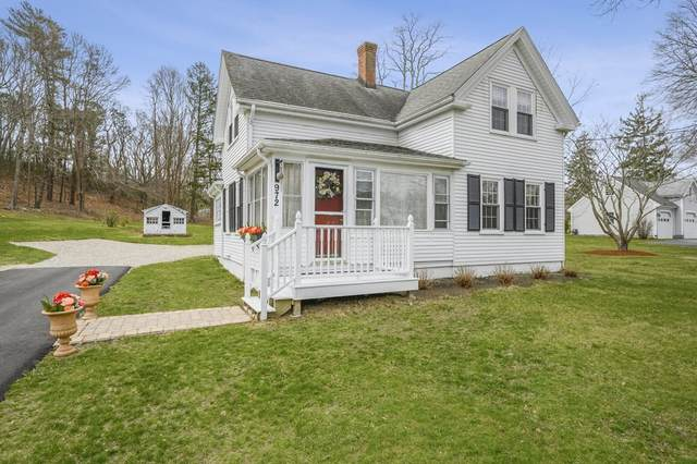 972 Sandwich Rd, Bourne, MA 02536 (MLS #72812065) :: Spectrum Real Estate Consultants