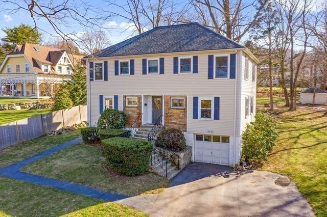 234 Otis St, Hingham, MA 02043 (MLS #72812075) :: Dot Collection at Access