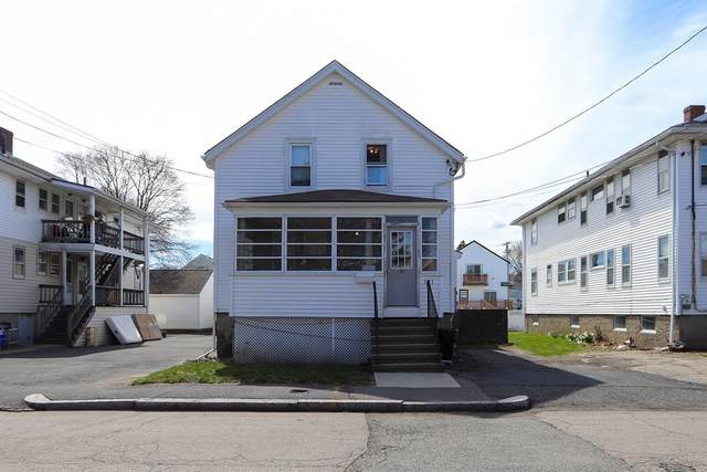 121-A Fayette St, Quincy, MA 02170 (MLS #72812118) :: Boylston Realty Group