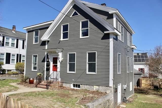 2 Summit Avenue, Rockport, MA 01966 (MLS #72812159) :: Spectrum Real Estate Consultants