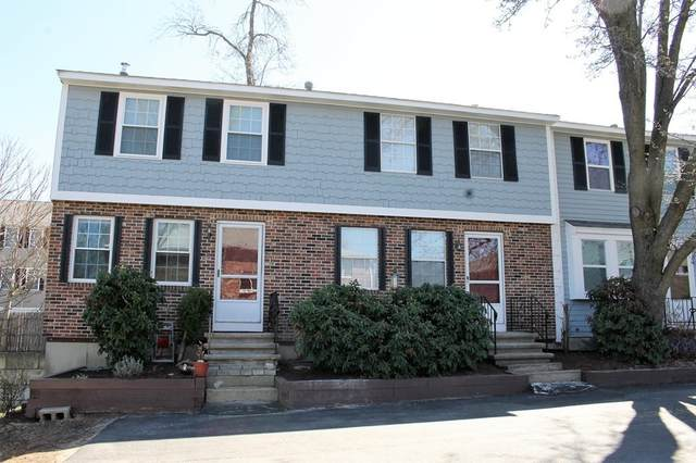 1847 Middlesex St #9, Lowell, MA 01851 (MLS #72812172) :: Maloney Properties Real Estate Brokerage