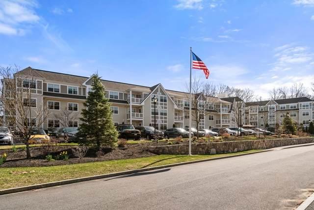 2 Manor Ter #212, Lexington, MA 02421 (MLS #72812186) :: Maloney Properties Real Estate Brokerage