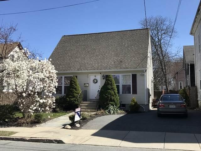 346 Cottage St, New Bedford, MA 02740 (MLS #72812234) :: Team Roso-RE/MAX Vantage