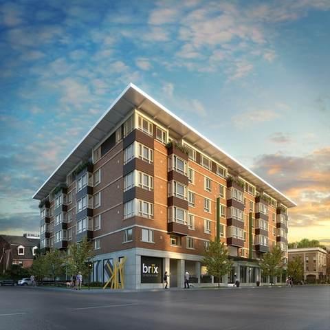65 Washington Ph-6, Salem, MA 01970 (MLS #72812237) :: Maloney Properties Real Estate Brokerage
