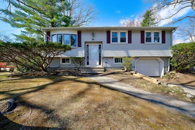 31 Forest Park Ave, Billerica, MA 01862 (MLS #72812276) :: DNA Realty Group