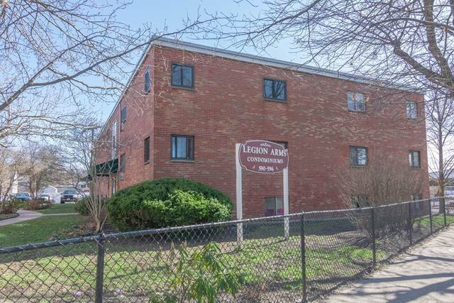 594 American Legion Wwy #2, Boston, MA 02131 (MLS #72812288) :: EXIT Cape Realty