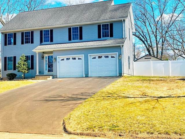 231 Pondview, Springfield, MA 01118 (MLS #72812292) :: The Ponte Group