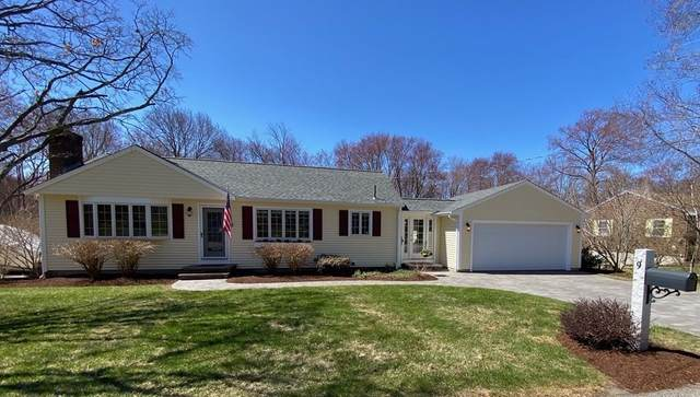 9 Kenwood Street, Chelmsford, MA 01824 (MLS #72812306) :: DNA Realty Group