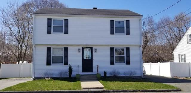 27 Bowditch Street, Peabody, MA 01960 (MLS #72812338) :: Spectrum Real Estate Consultants