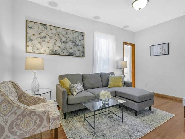 36-38 Telegraph Street #2, Boston, MA 02127 (MLS #72812383) :: Spectrum Real Estate Consultants