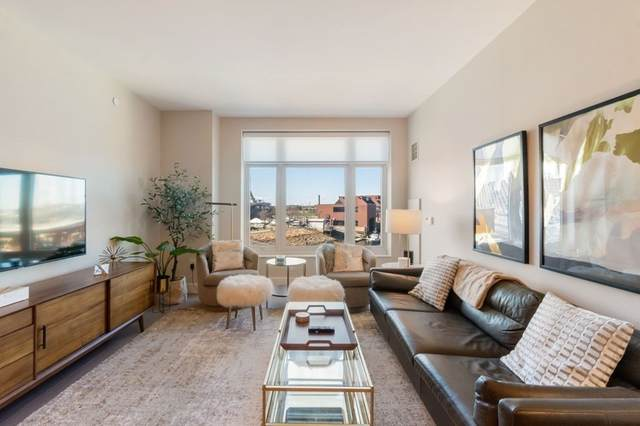 100 Lovejoy Wharf 4G, Boston, MA 02114 (MLS #72812399) :: Charlesgate Realty Group