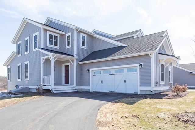 299 Lexington Street #93, Woburn, MA 01801 (MLS #72812453) :: Maloney Properties Real Estate Brokerage