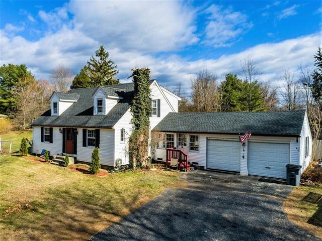 142 Townsend St, Pepperell, MA 01463 (MLS #72812481) :: The Ponte Group
