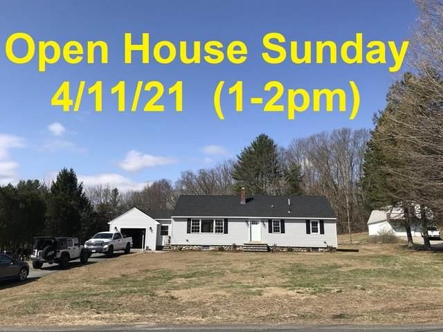 673 N Woodstock Rd, Southbridge, MA 01550 (MLS #72812570) :: Westcott Properties
