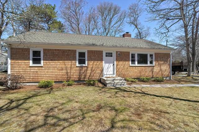 204 Mitchells Way, Barnstable, MA 02601 (MLS #72812580) :: Spectrum Real Estate Consultants