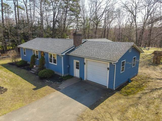 80 Long Plain Road, Whately, MA 01373 (MLS #72812596) :: Maloney Properties Real Estate Brokerage