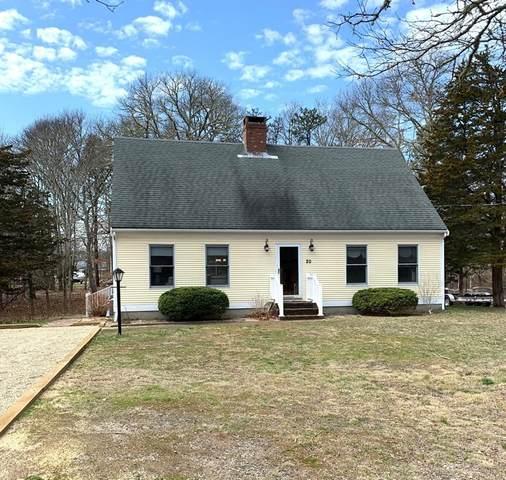 20 Deerwood, Orleans, MA 02653 (MLS #72812605) :: Maloney Properties Real Estate Brokerage