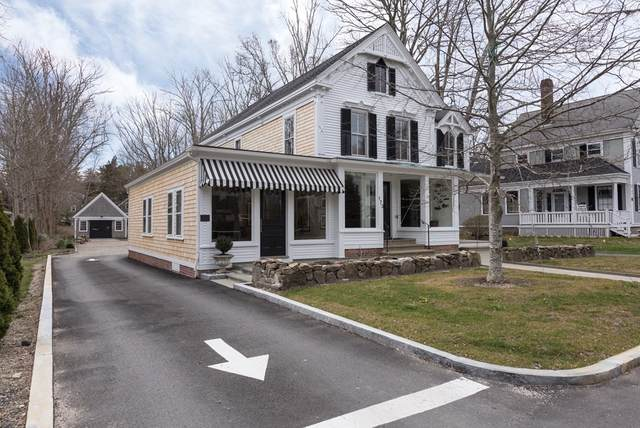 173 Rte 6A, Yarmouth, MA 02675 (MLS #72812674) :: Parrott Realty Group