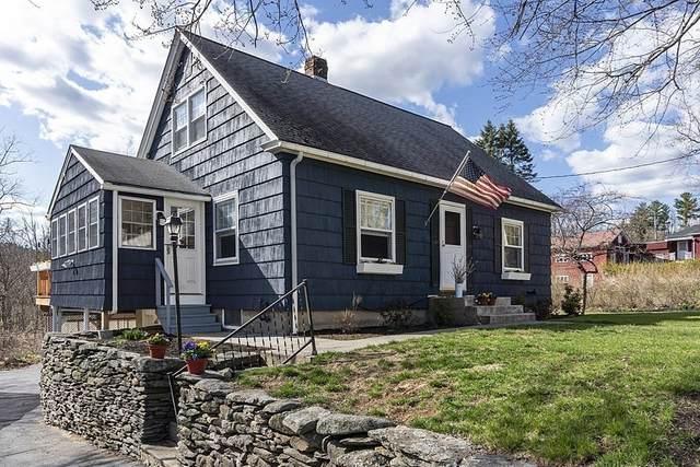 27 E. Prospect Street, Fitchburg, MA 01420 (MLS #72812696) :: Spectrum Real Estate Consultants